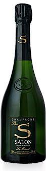 Champagne salon blanc de blancs 1985 charpentier vins for 1985 salon champagne