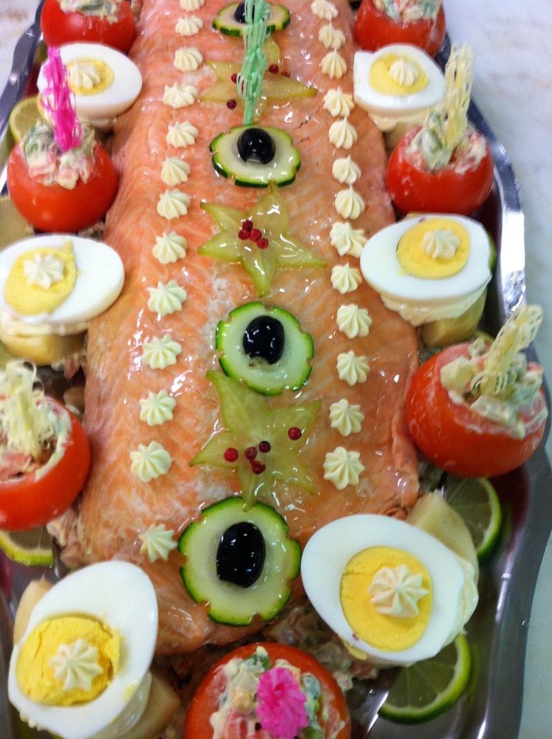 saumon bellevue vendu la boucherie morin de saint dizier 52100 boucherie morin. Black Bedroom Furniture Sets. Home Design Ideas